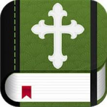 The logo of Holy Catholic Bible.