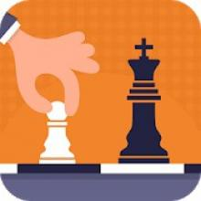 The logo of Chess Moves.