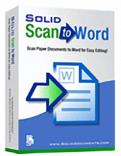 Solid Scan to Word